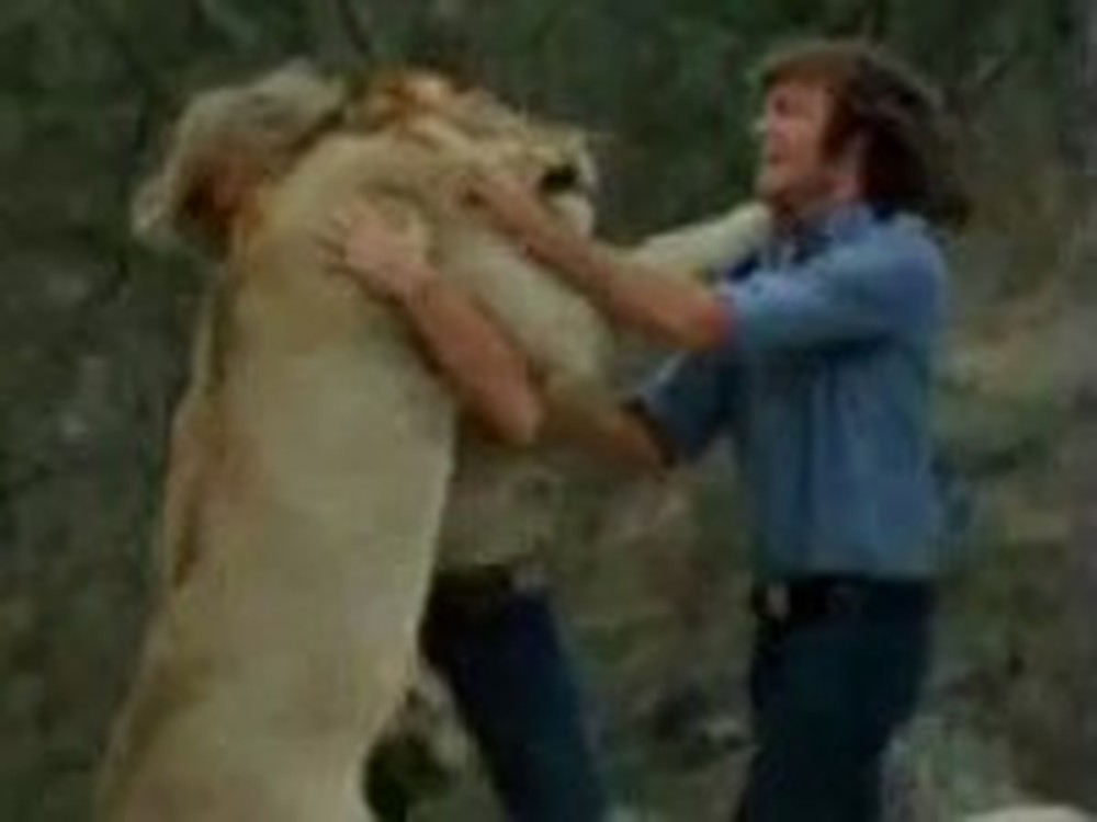 The Unbelievable Story of Christian the Lion