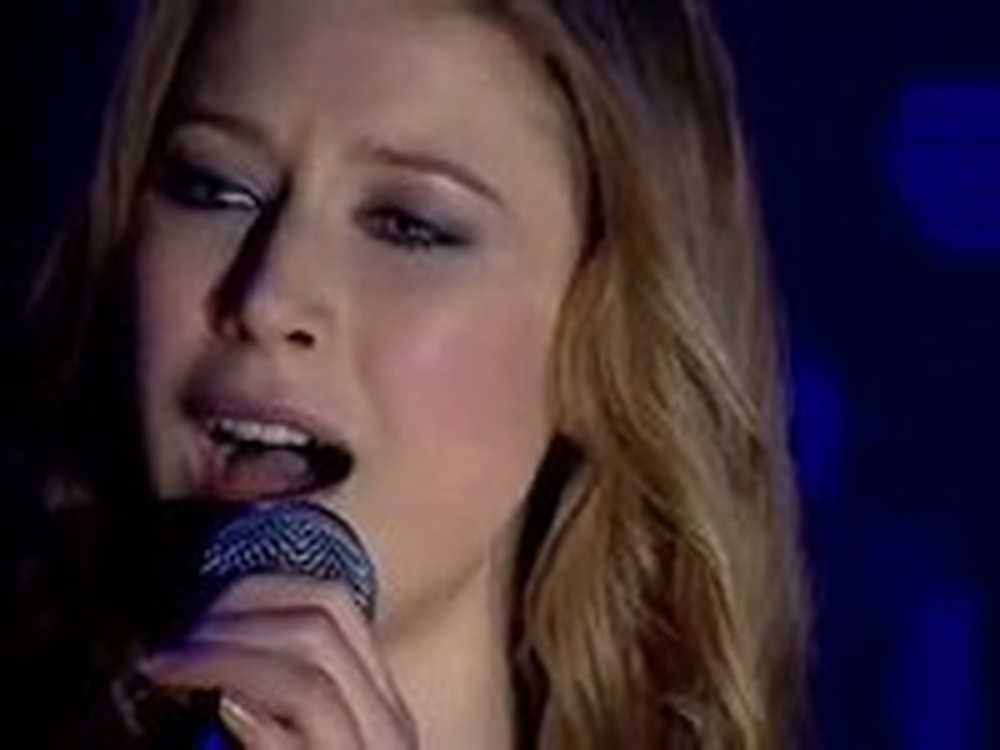Hayley Westenra's Angelic Version of Amazing Grace
