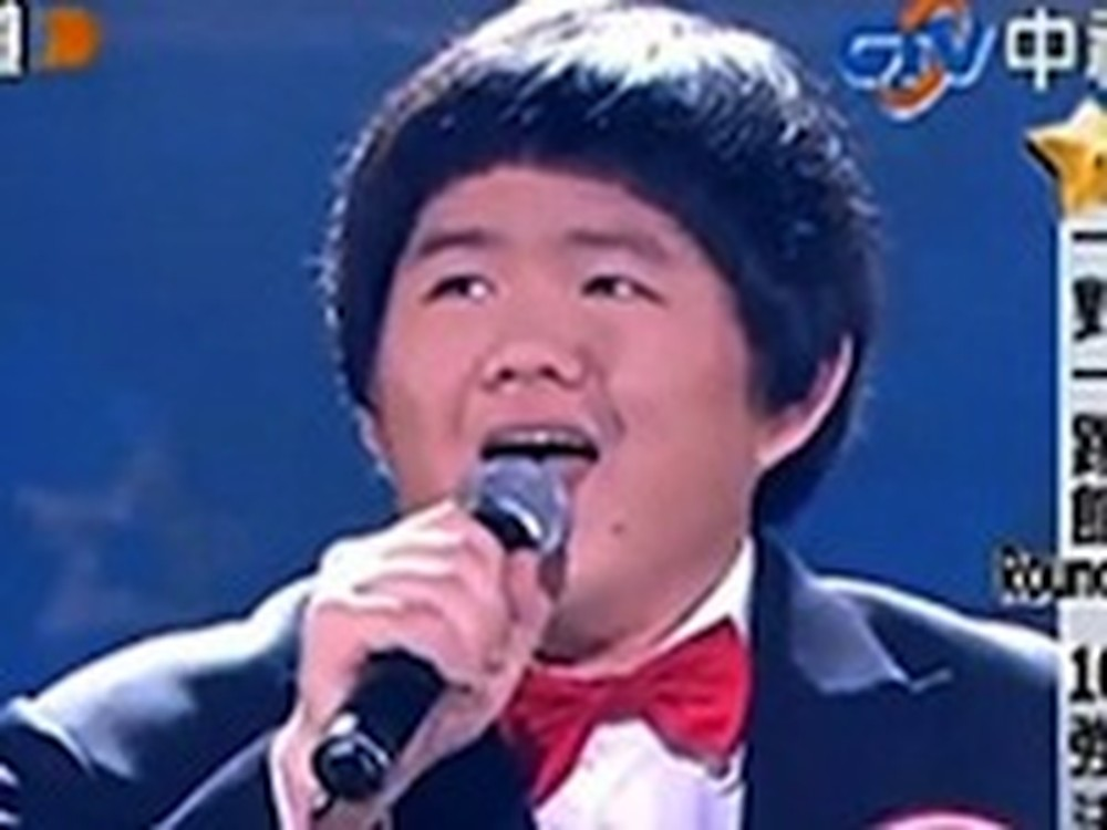 Taiwanese Boy Wows Audiences with Amazing Grace