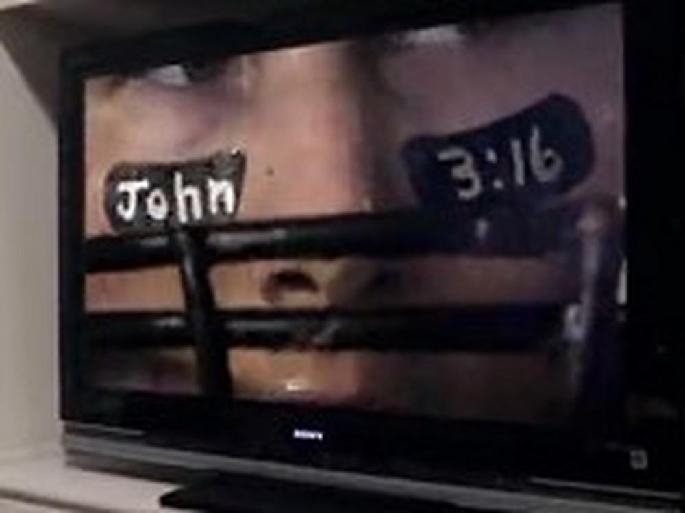 John 316 Super Bowl Commercial Gets Rejected