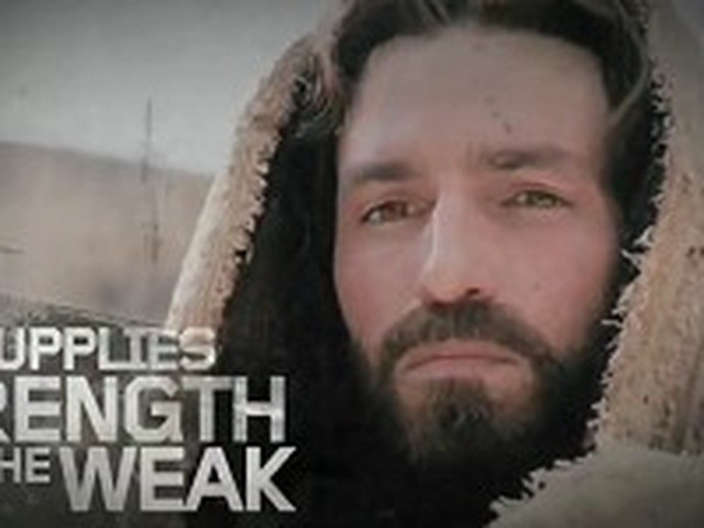 That's My King - an Incredibly Powerful Video About Jesus