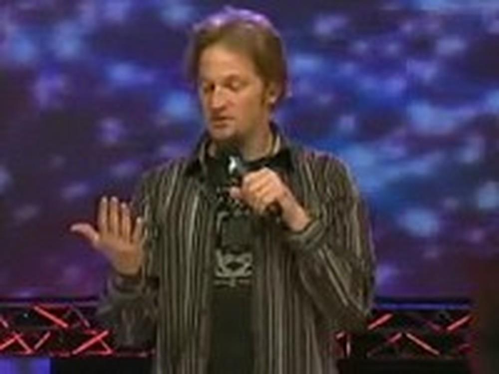 Tim Hawkins on his Favorite Bible Verse - Hilarious Skit