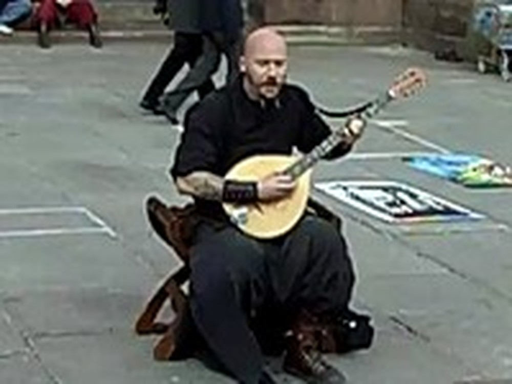 Man on the Street Sings Ave Maria Like You Will Not Believe