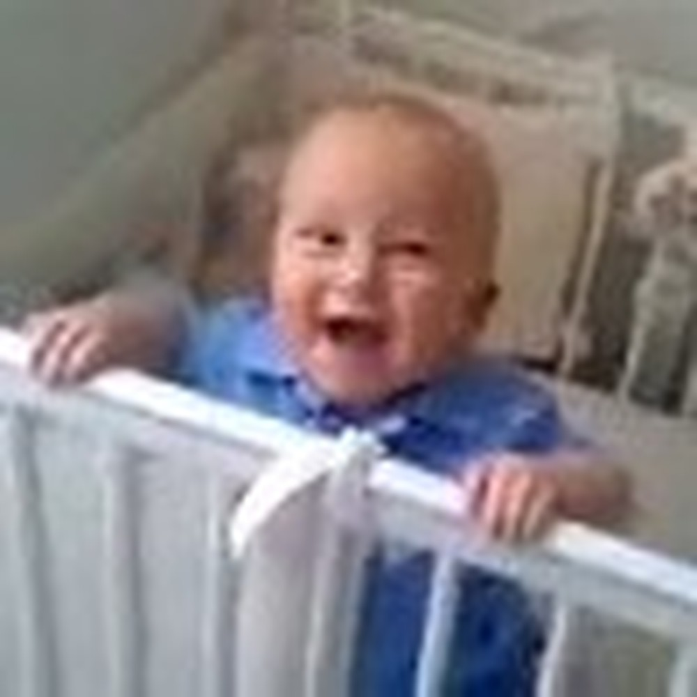 Laughing Baby Will Definitely Put a Smile On Your Face