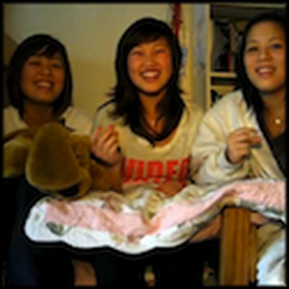 Three Girls Beautifully Sing Amazing Grace