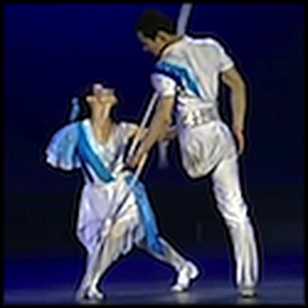 Hand in Hand - The Most Inspiring Dance You Will Ever See