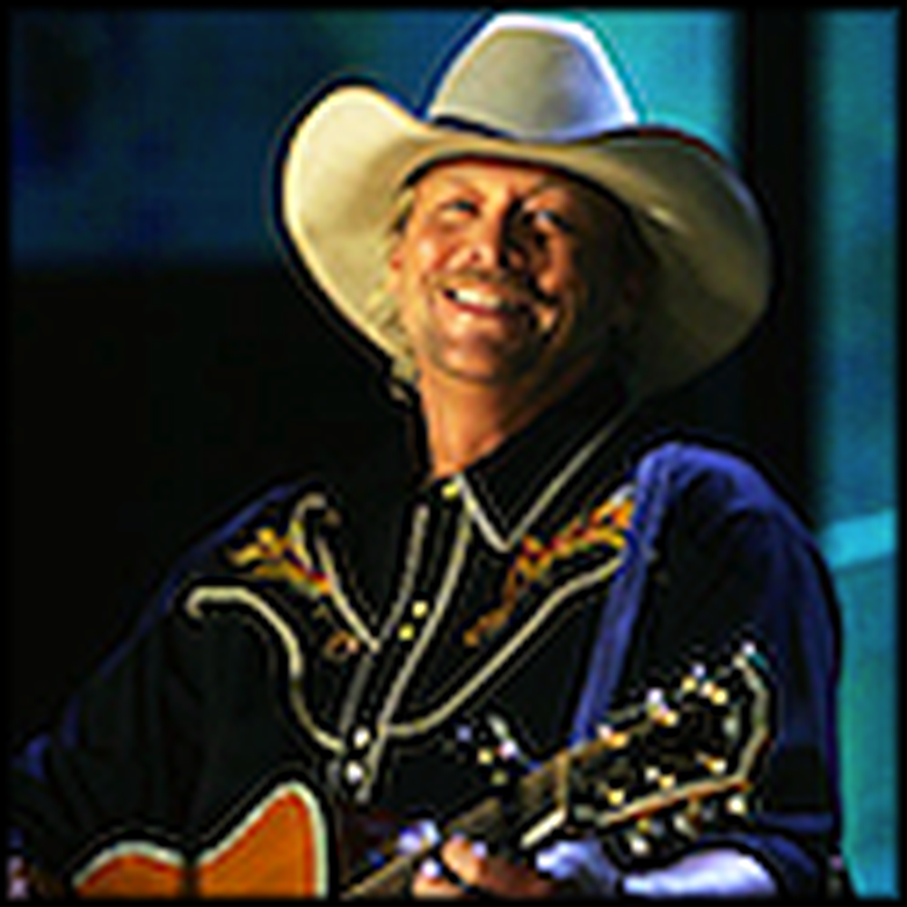 Standing on the Promises by Alan Jackson - Live Performance