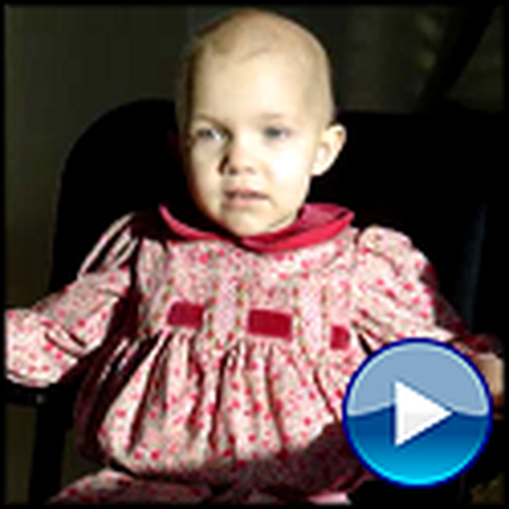 3 Year Old Cancer Victim Leaves Behind a Beautiful Video
