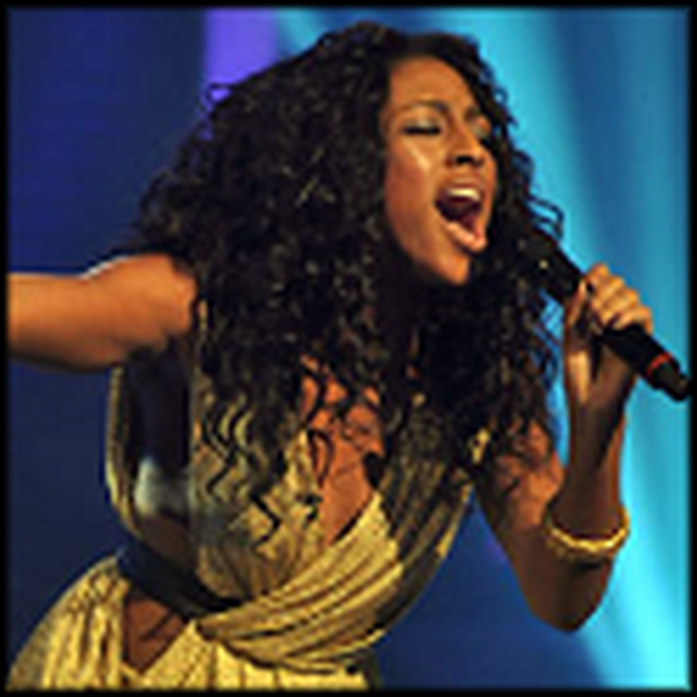 Alexandra Burke Sings Hallelujah with So Much Passion