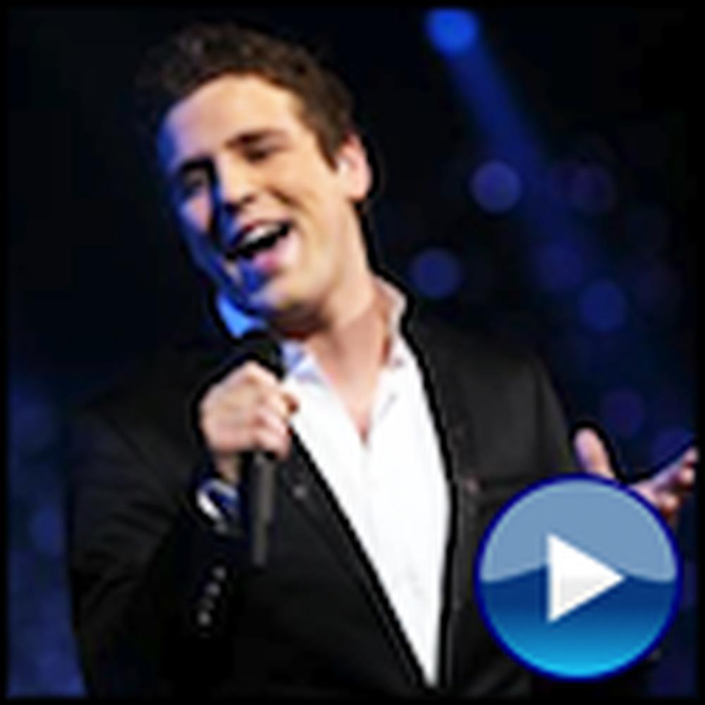 Wesley Klein Beautifully Sings You Raise Me Up