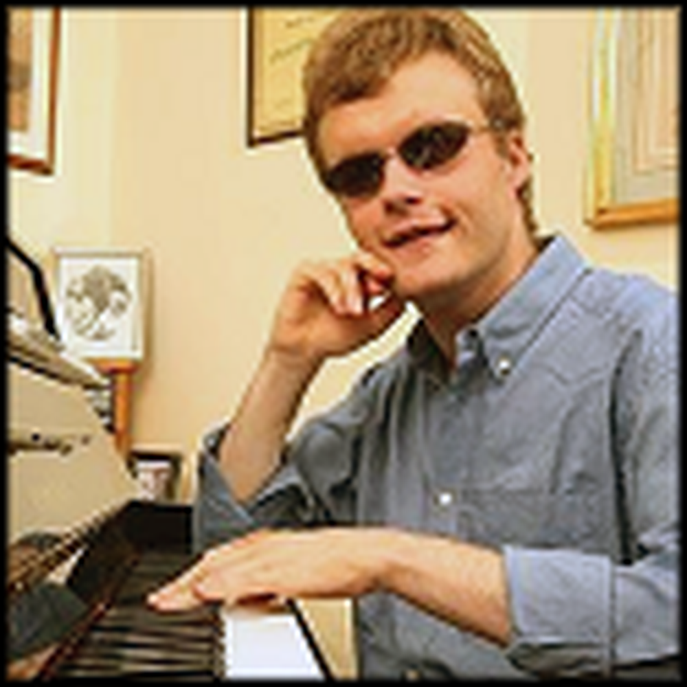 Blind Man with Autism Can Play ANY Musical Piece - Wow