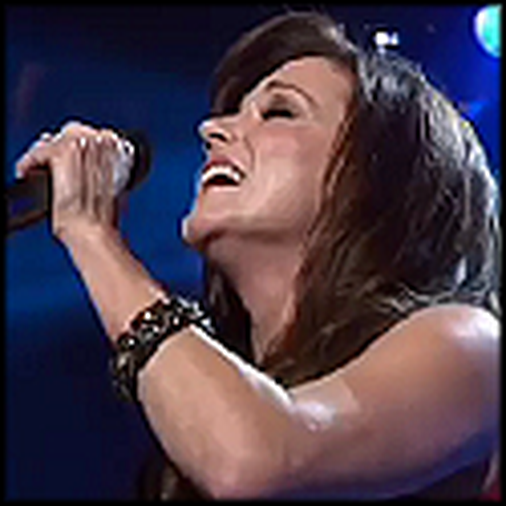 Martina McBride Sings an A Capella Version of O Holy Night
