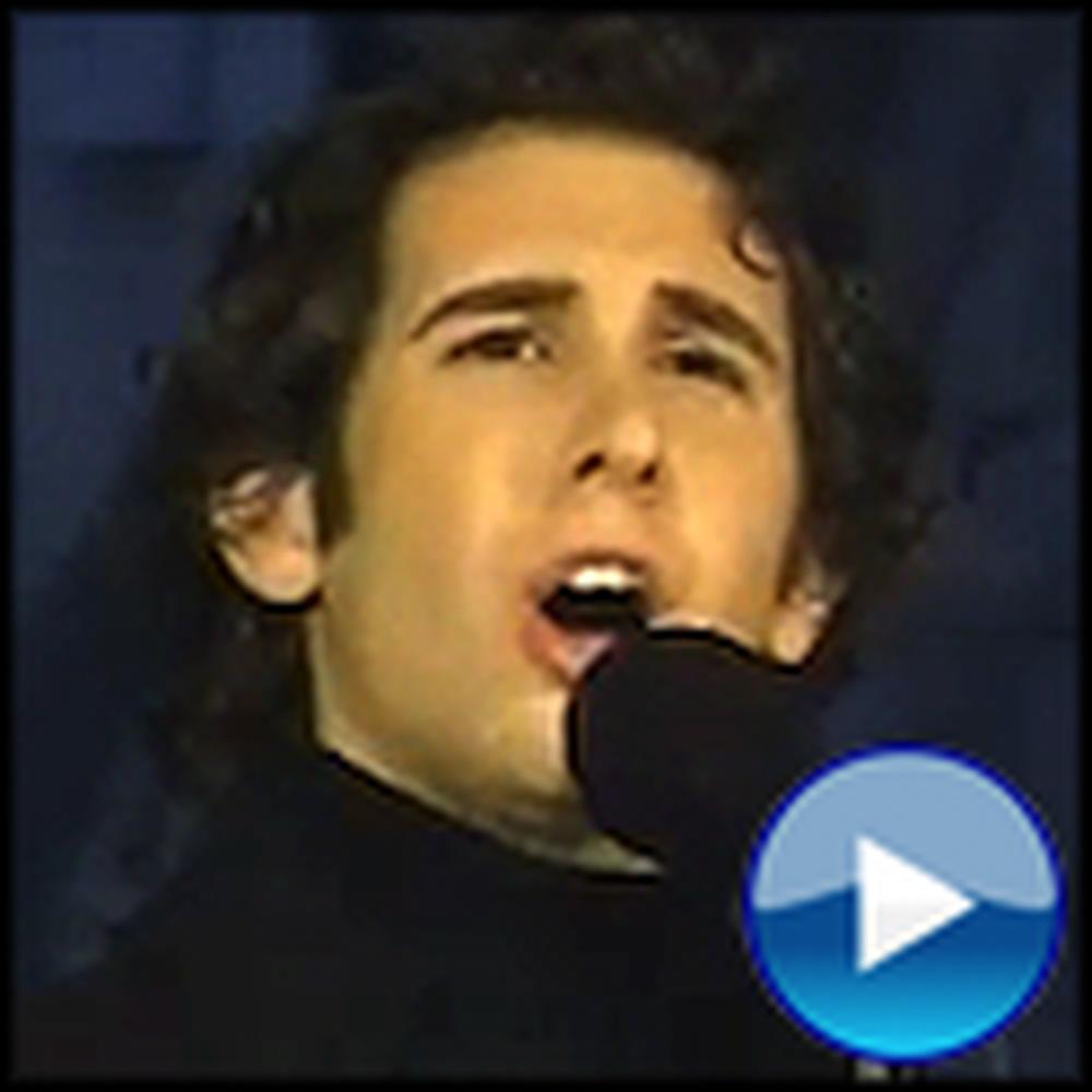 Josh Groban's Breathtaking Performance of O Holy Night