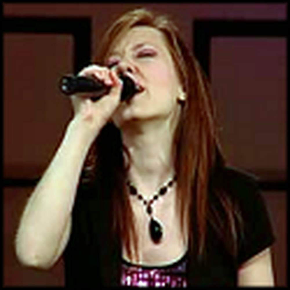 My Redeemer Lives Beautifully Sung by Julie Spencer