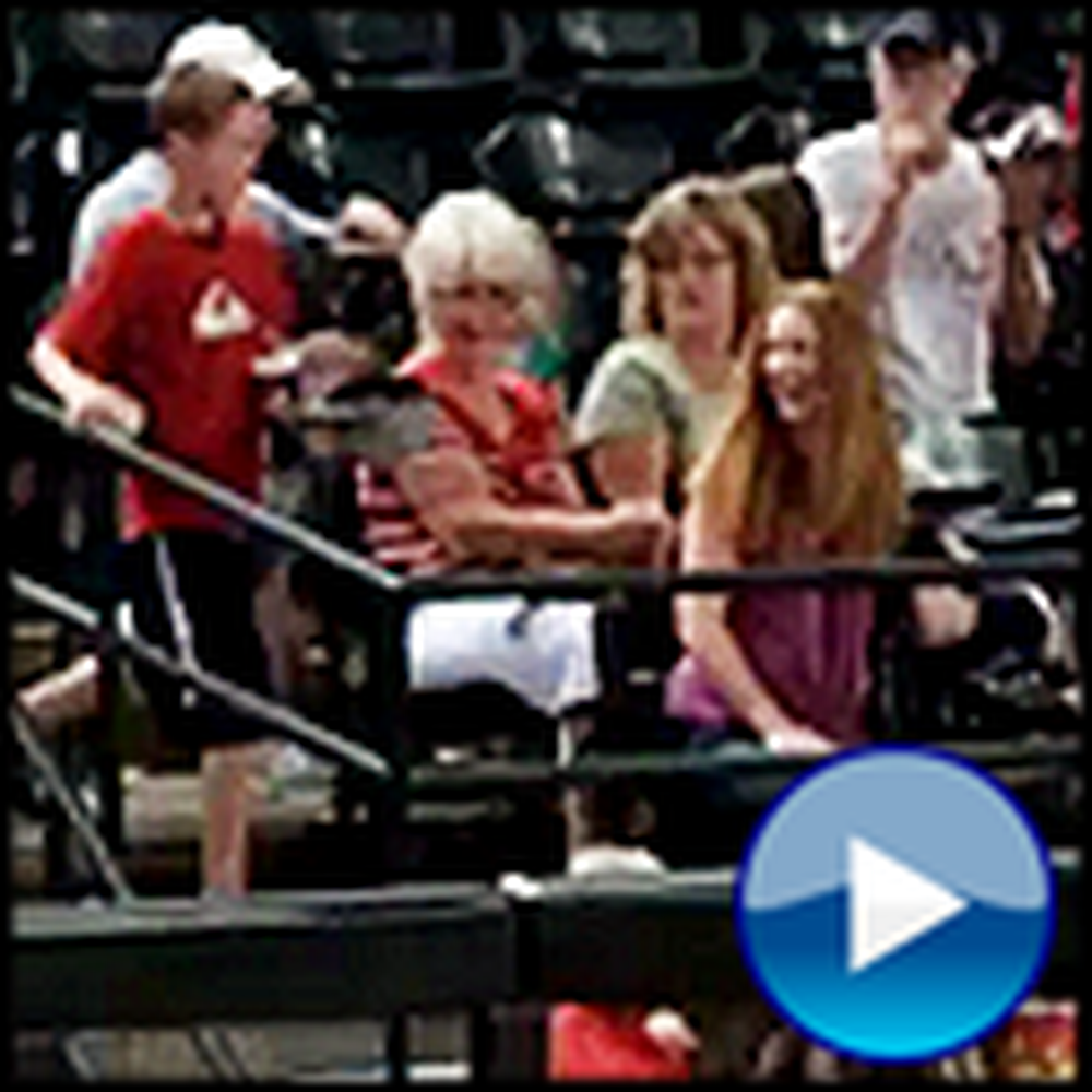 What This Young Baseball Fan Does Will Touch Your Heart