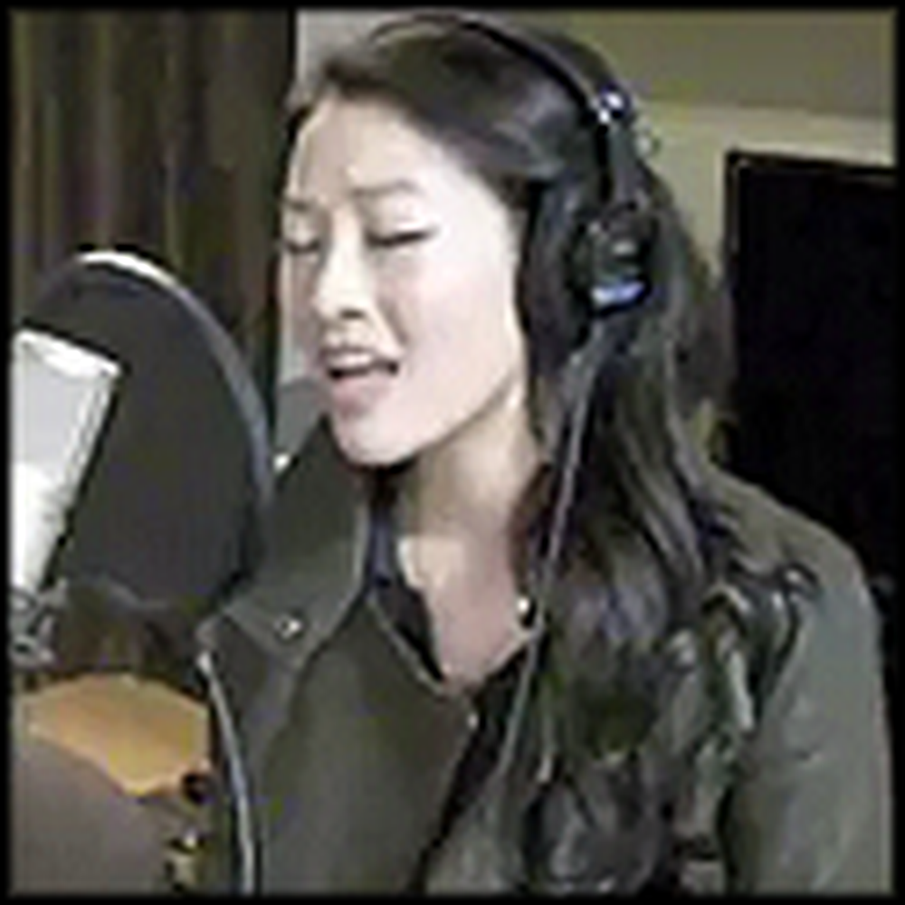 This is Our God by Singer Arden Cho