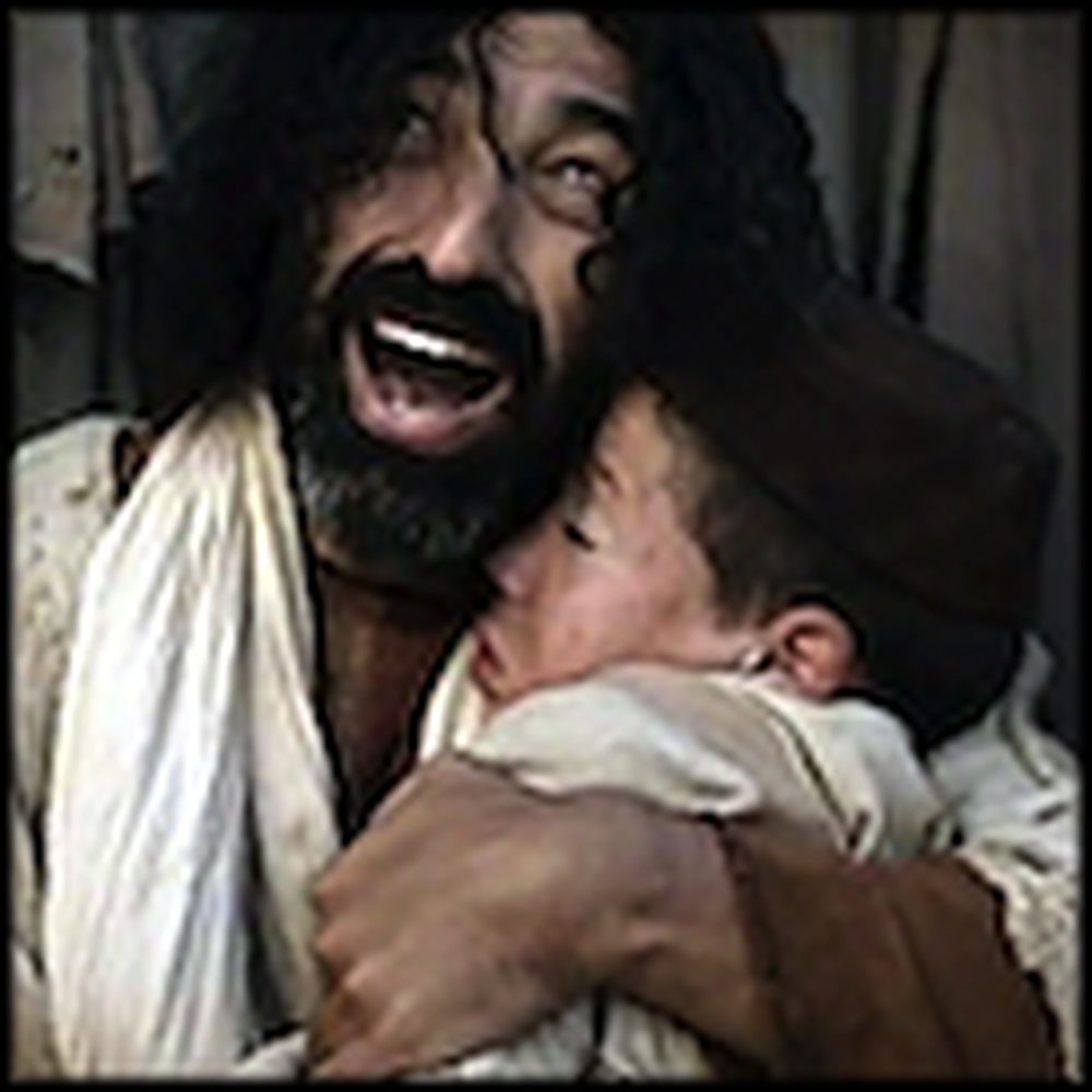 When Love Sees You - an Incredibly Powerful Video of Jesus
