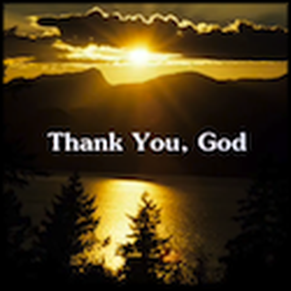 Thank You God - a Video All About Giving Thanks to Him
