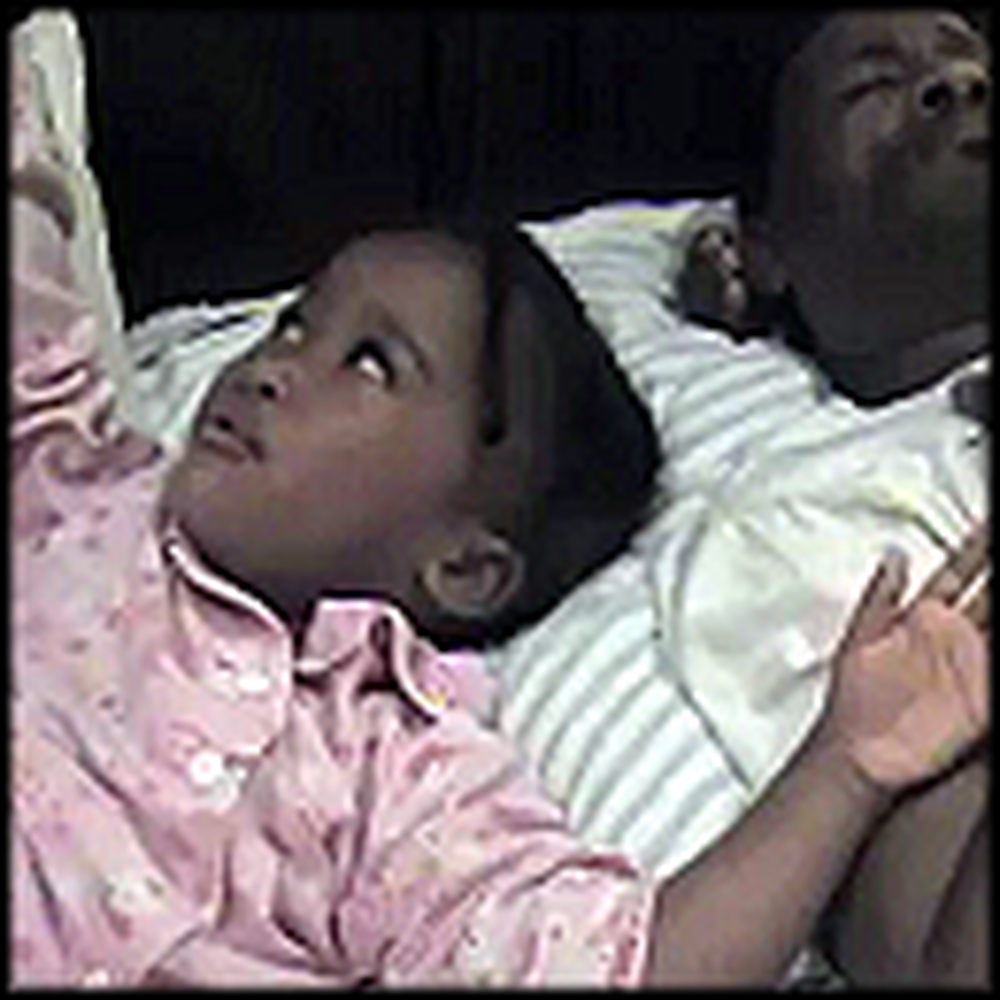 A Little Girl Says an Absolutely Amazing Prayer