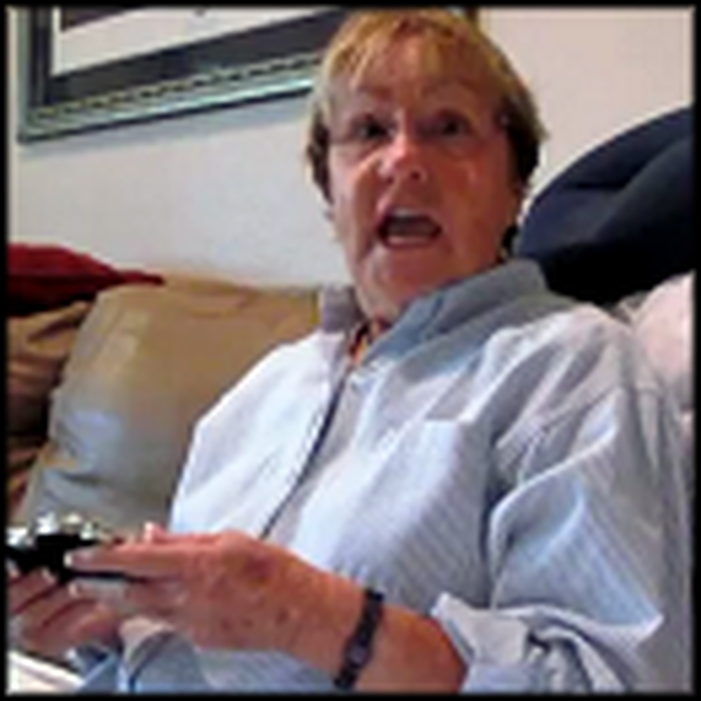 Watch Mom's Priceless Reaction to her Daughter Being Pregnant