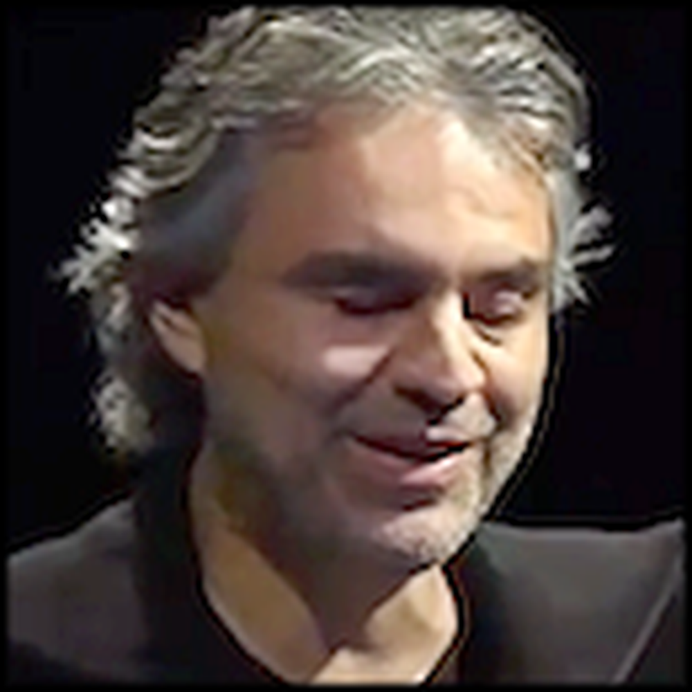 Mom Refuses to Abort Her Baby - Baby Grows Up to Be Andrea Bocelli