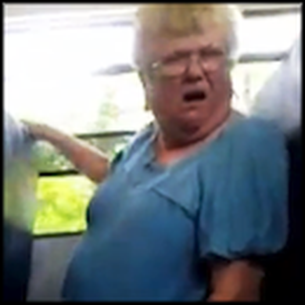 Grandmother Gets Cruelly Bullied by Kids on a Bus - But Watch This