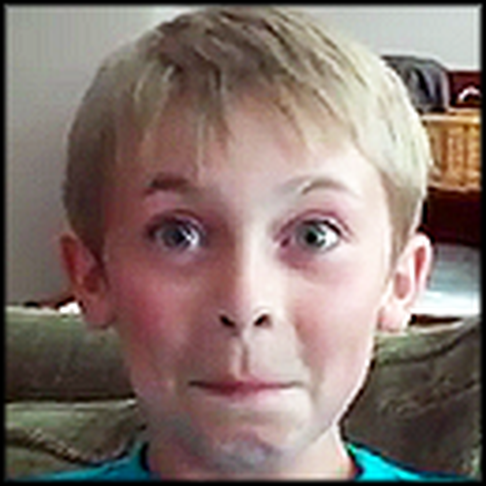Boy Gets Surprised About Vacation - Watch his Epic Reaction