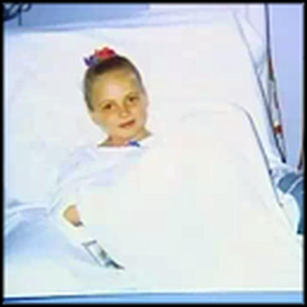 What Happens to this Girl Was a One in Six Billion Chance