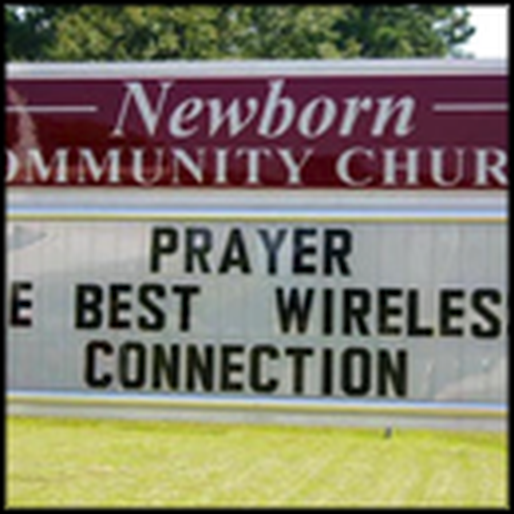 16 Examples of How to Get People Into Your Church - with Humor!
