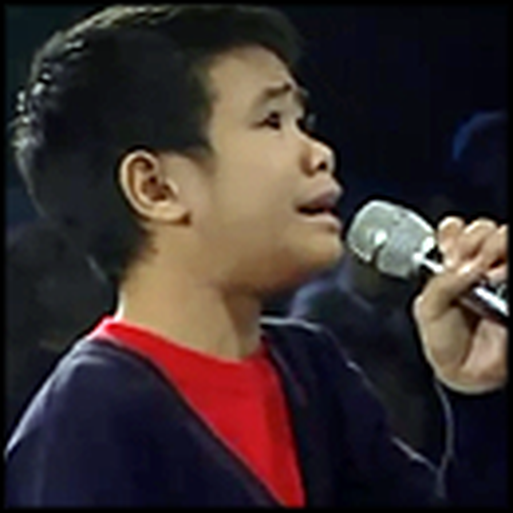 Boy's Epic Performance Lifts his Family Out of Poverty