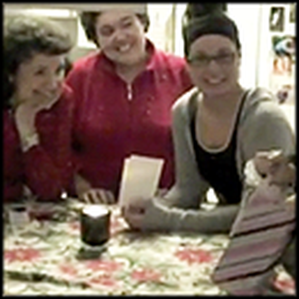An Entire Family Goes CRAZY Over Pregnancy Announcement