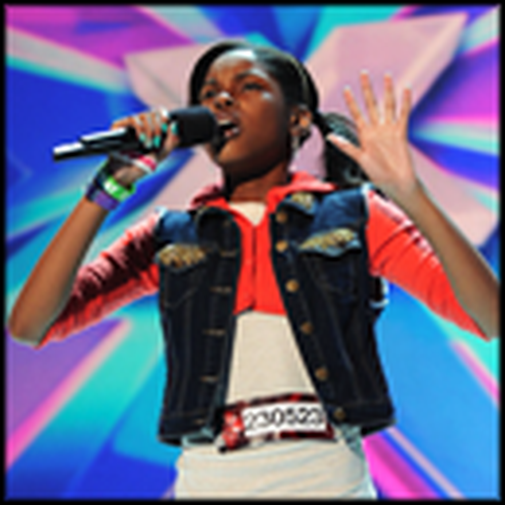 13 Year Old Wants to Provide for Her Family - So She Wows The Judges