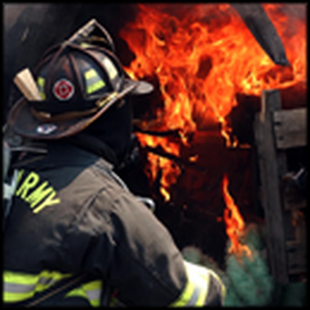 Fireman Burning Alive Turns to God - And Something Amazing Happens