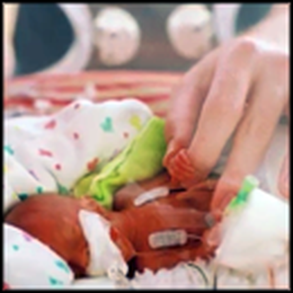 Watch this Baby's Miracle Unfold Before Your Eyes