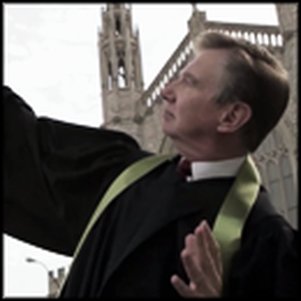 Hilarious Rapping Pastor Video Will Have You Laughing