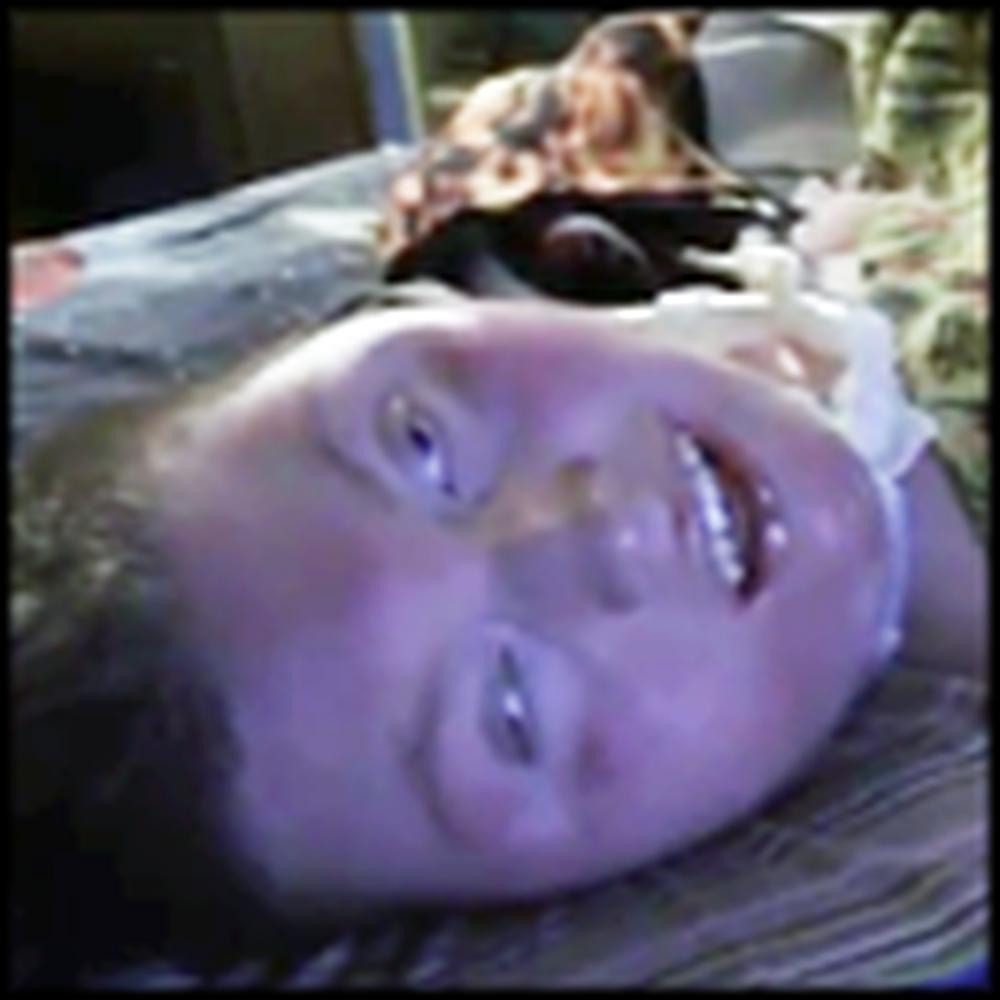 Boy with Rare Disease Does Something Amazingly Selfless