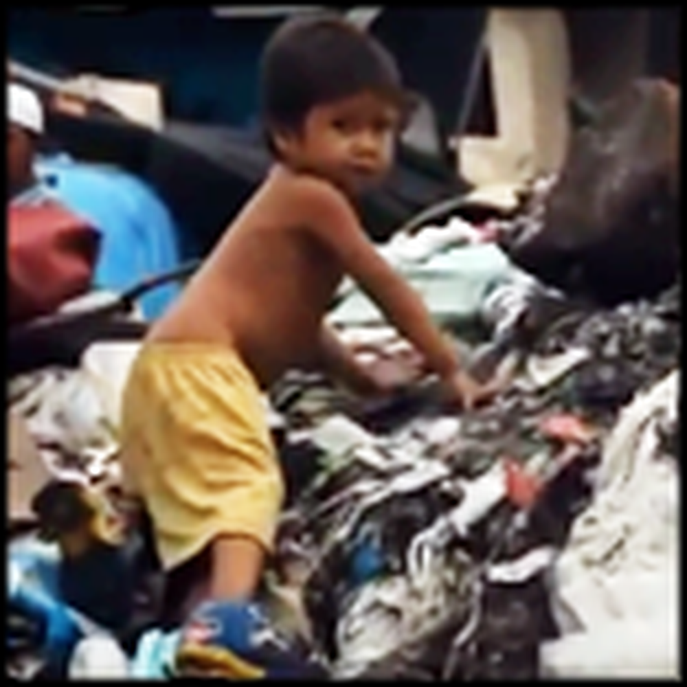4 Year Old Boy Goes From Homeless to Hero - Amazing