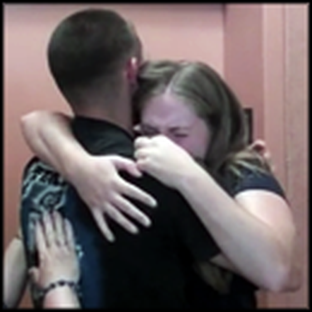 The Best Compilation Video of Soldiers Surprising Their Sisters