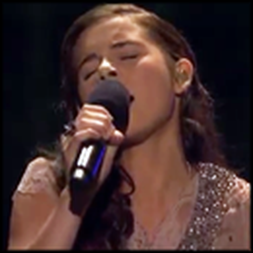 Carly Rose Sings Jaw-Dropping Version of My Heart Will Go On