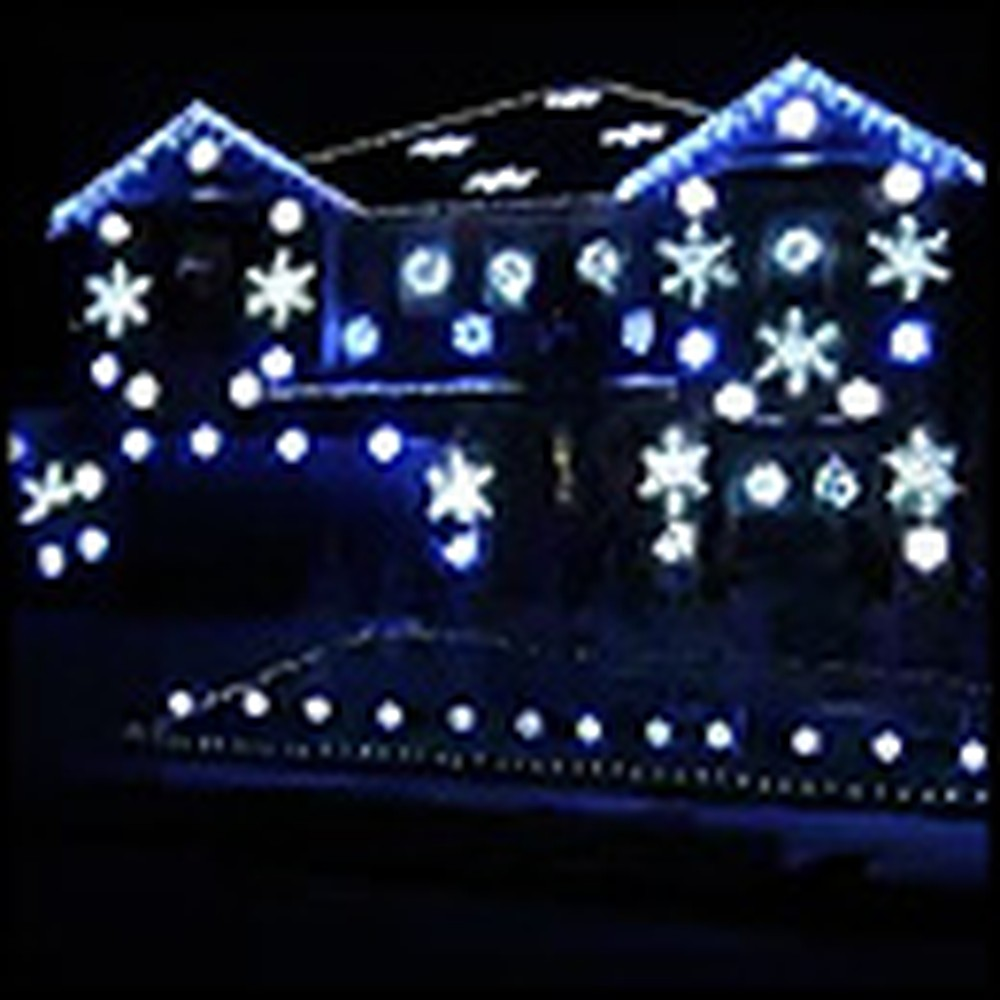 The Most Unusual Light Display of 2012