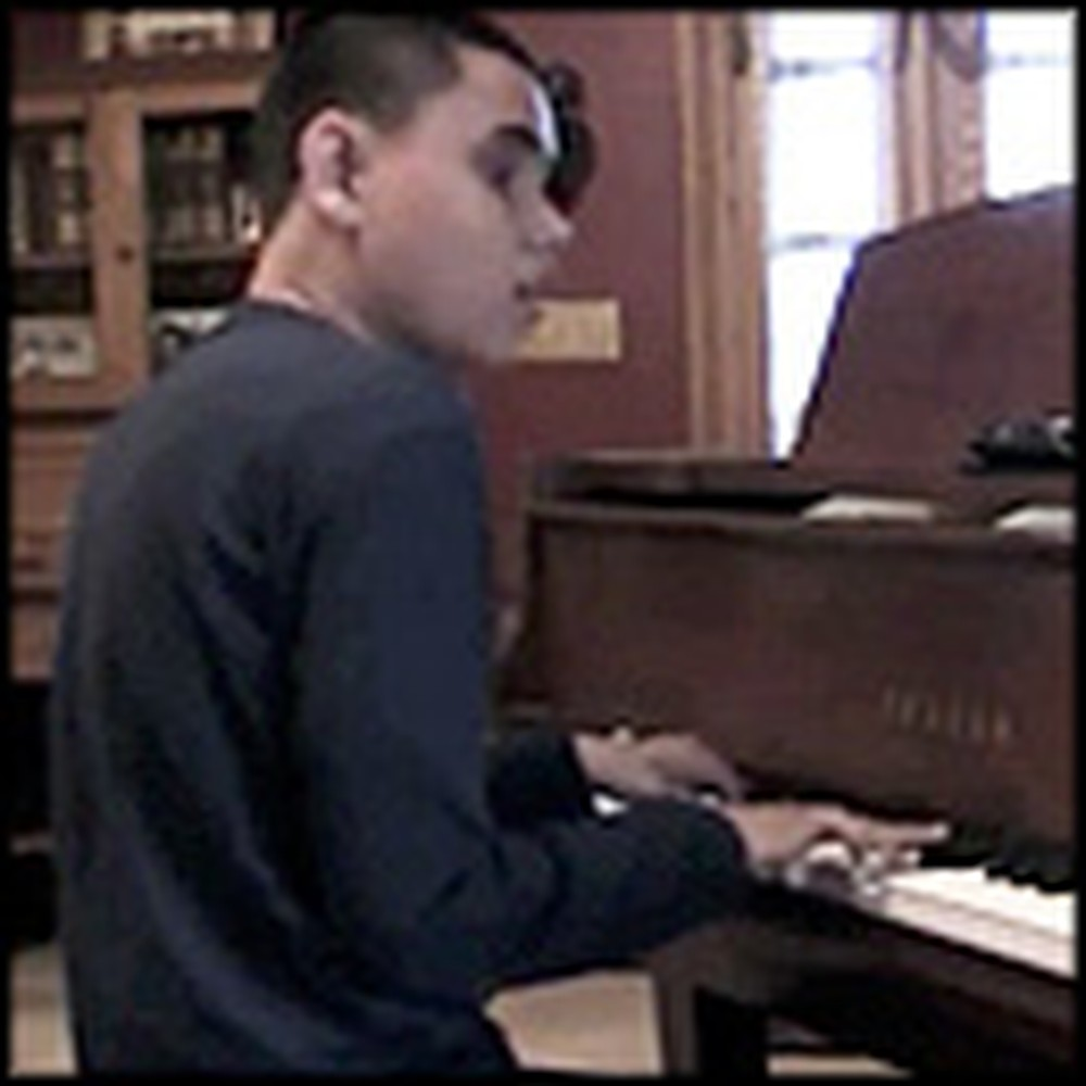 15 Year Old Blind Piano Prodigy Will Wow You