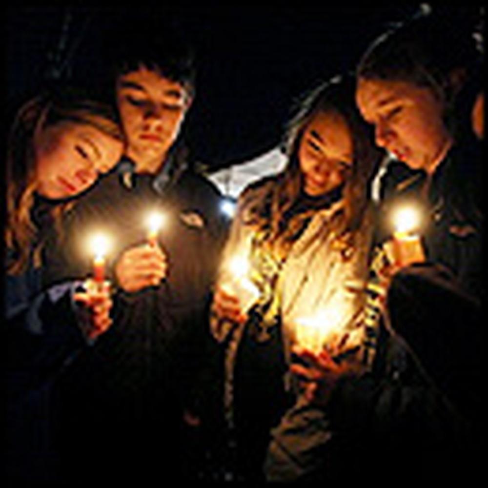 Rhema Marvanne Dedicates Tribute to Sandy Hook Victims