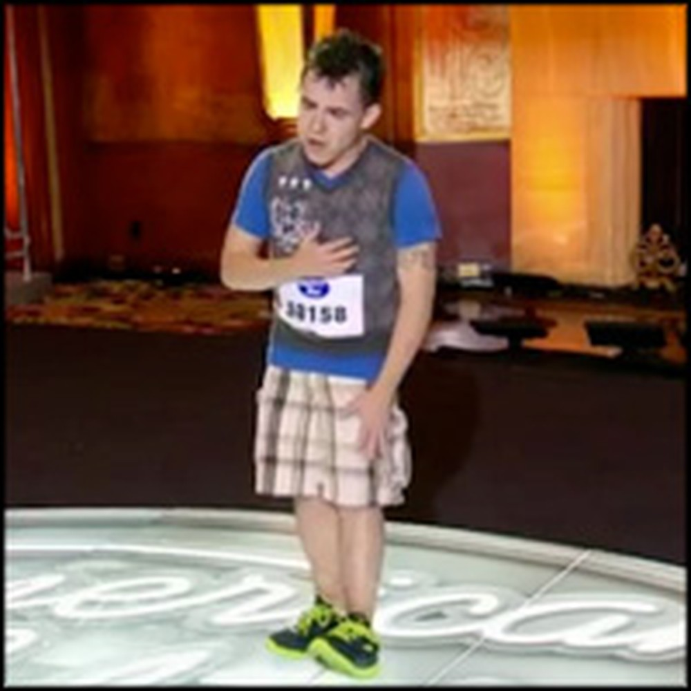 Bullied Little Person Overcomes Adversity With Outstanding Audition