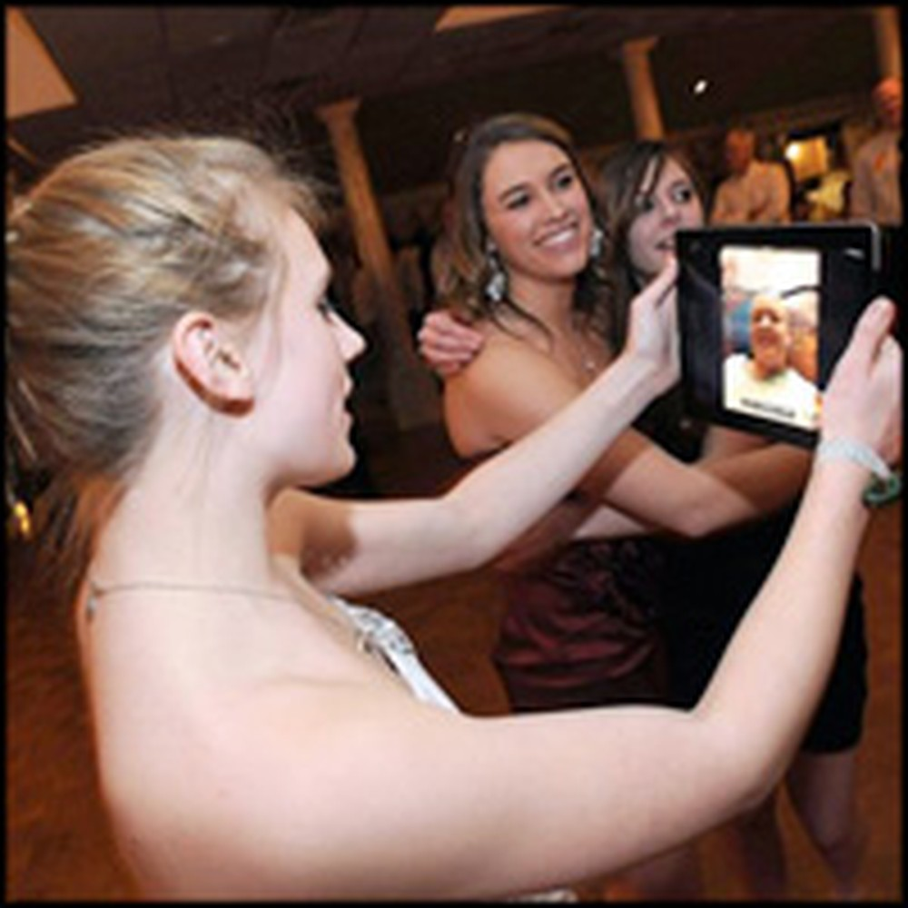 See How a Bed Ridden Teen with Leukemia Was Able to Attend a Dance