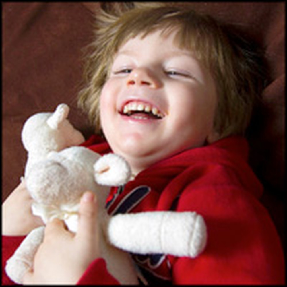 Blind Boy Loses his Treasured Stuffed Animal - But Gets a Happy Ending!