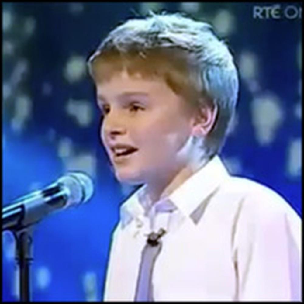 Angelic Performance of Pie Jesu by a Little Boy Will Leave You Speechless