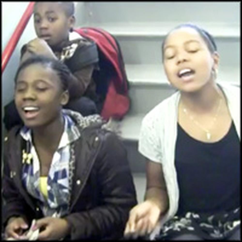 5th Grade Girls Sing an Adele Song as a Duet