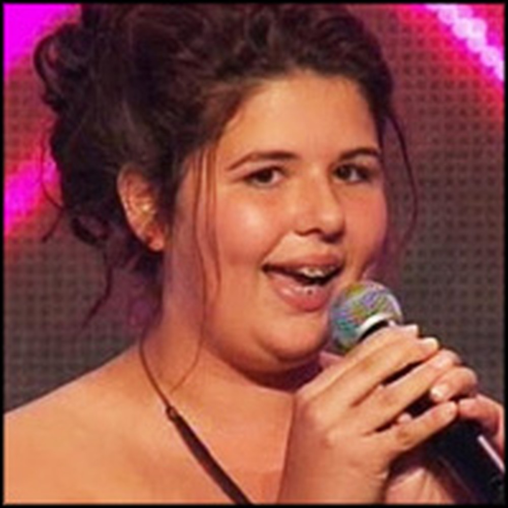 Judges Lacked Confidence In This Shy 14 Year-Old Until She Started Singing