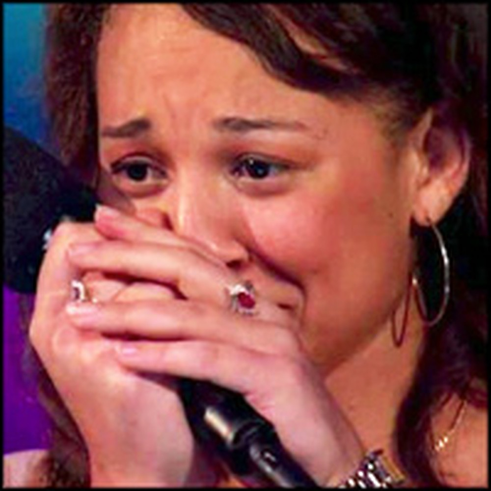 College Student Brings Judges and Family to Tears With Powerful Audition
