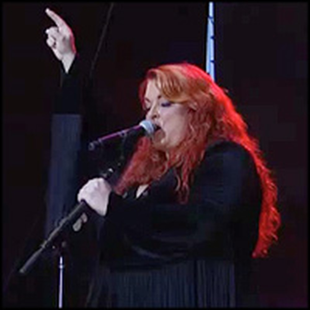 Wynonna Judd Sings a Christian Version of I Want to Know What Love Is